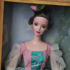 Кукла Барби Fear Valentine 1997 / Новая в коробке