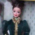 Кукла Барби Барби Yuletide Romance (#2) 1996 год  / Новая в коробке