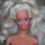 Кукла Барби Superstar Barbie 1988 год
