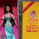 Кукла Мулан Mulan Satiny Shimmer 1998 /Новая в коробке