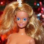 Кукла Барби Super Hair 1986