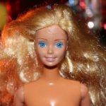 Кукла Барби Jewel Secrets (№2), с дефектами 1986 год