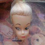 Голова винтажной куклы с дефектами