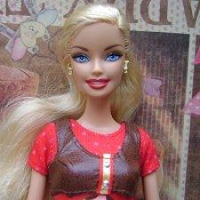 Кукла Барби  История игрушек 3 / Toy Story 3 Loves woody 2009 год