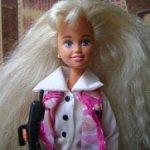 Кукла Скиппер Phone Fun Skipper 1995 год