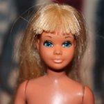 Кукла Скиппер винтажная Малибу, 70-е