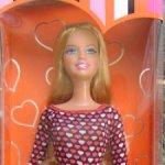 Кукла Барби XO Valentine 2007 год