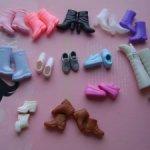 Обувь на Барби: сапоги, полусапожки,ботинки