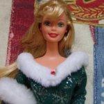 Барби Festive Season Barbie 1997 год