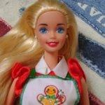 Кукла Барби Holiday Treats 1997 год