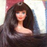 Кукла Барби макки Bead Blast Barbie (brunette) 1998