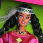 Кукла Барби Тереза Native America 1994 год