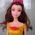 Принцесса Бэлль в родном платье
