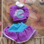 Костюм от Кортни Cheerleading Courtney doll 1992
