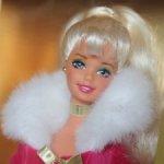 Барби Winter Rhapsody Barbie 1996 / Новая в коробке