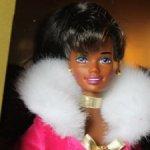 Барби Кристи Winter Rhapsody Barbie 1996 / Новая в коробке