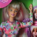 Барби макки Happenin Hair 1998 / Новая в коробке