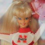 Кукла Барби  Чирлидер University Barbie 1996 год