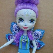 Кукла Enchantimals Patter Peacock Павлин