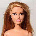 Кукла Барби, предположительно молд Ракель