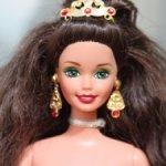 Кукла Барби Happy Holidays Barbie (brunette) 1997