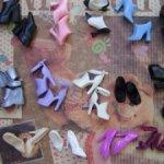 Современная обувь (Туфли, ботильоны) маттел на Барби