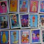 Карточки Барби (Лот#8)/ Trading Cards Barbie