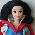 Кукла Белоснежка Snow white 1997 год