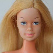 Кукла Барби Малибу, 70-е