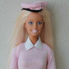 Кукла Барби Spot Scene Barbie 2001 год