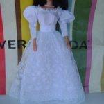 Платье маттел Свадебное для Барби