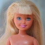 Кукла Стейси Flashlight Fun Stacie & Pooh 1997