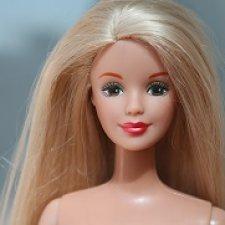 Bath Boutique Barbie 1998 (blond) год