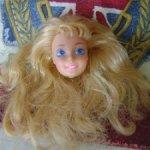 Голова  Барби My First Barbie 1986