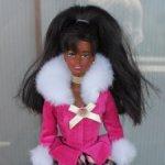 Барби Кристи Winter Rhapsody Barbie 1996 год