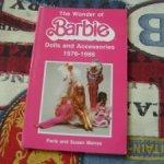 Книга справочник о Барби «The Wonder of Barbie Dolls and Accessoires» (1976-1986)