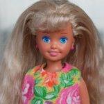 Стейси Littlest Sister Of Barbie Stacie 1991