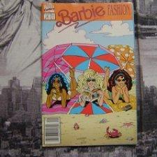 Журнал Комиксов Барби Фешен от Marvel (Сент, 1991 год)