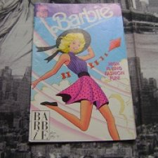 Журнал Комиксов Барби  от Marvel (1991 год, апрель)
