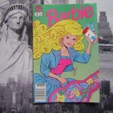 Журнал Комиксов Барби  от Marvel (1991 год)