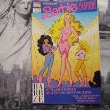 Журнал Комиксов Барби Фешен от Marvel (январь, 1991 год)