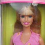 Кукла Барби Pretty Flowers Barbie 1999 год  (#4) /Новая в коробке