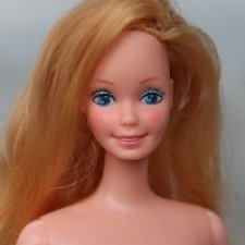 Барби Fashion Jeans Barbie 1983