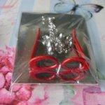 Аксессуары (очки+колье) от Виолин Violaine A Fashionable Legacy (Integrity toys)