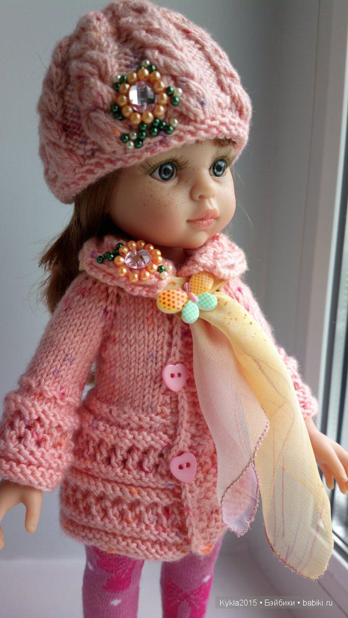 одежда на осень для куклы 31- 33см.