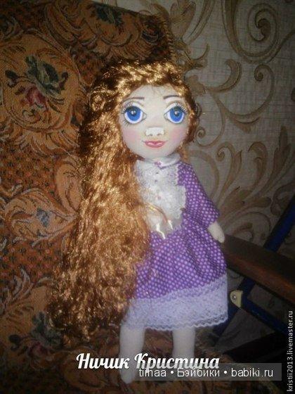Полина, интерьерная кукла! очень любит блеск и стразы!