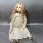 Призрак Адель. Авторская кукла