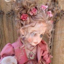 Текстильная кукла - это душа, завернутая в ткань
