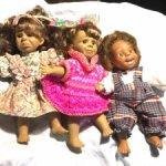Характерные куклы