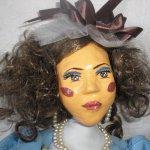 Все началось с моей дочки. Авторская кукла ручной работы